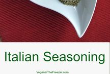 'Tis the seasoning / Seasoning recipes.