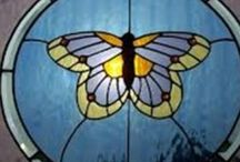 Stained Glass Windows / Our windows are individually crafted for our customers' needs. Get inspired with these beautiful stained glass windows.