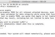 Software Tricks