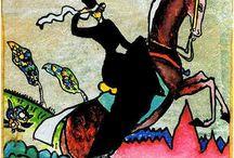 Art-Der Blaue Reiter