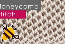 stitch pattern knittingbee