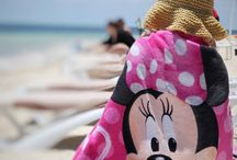 Minnie at the Beach