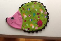 My patchwork projects / Patchwork-quilting