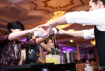 Reception Entertainment Ideas / A collection of reception entertainment ideas for engaged couples to have at their wedding reception. Ideas and inspiration for brides and grooms.