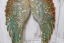 skrzydła aniołów