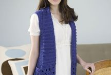 crochet cloth