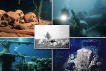 Diving inspiration / #ScubaDiving takes you to amazing countries around the world, places you may have never even thought of! We all seek #travelinspiration, this board helps you find a new destination based on the Scuba Diving you can do!