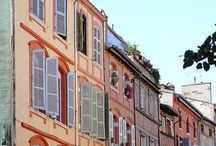 Toulouse France / by Wanda Ford