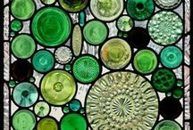 Glass and Plate ideas / by Pam Taylor