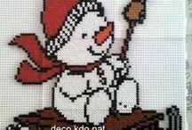 Perler - Julemotiver