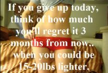 Weightloss motivation