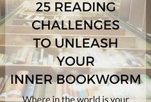 Reading Challenges / Challenges to fuel your reading