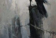 maalaustyylejä