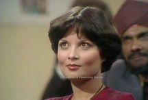 Stills from the TV Series 'Mind your Language' / Stills from the TV Series 'Mind your Language' - Autographed by Francoise