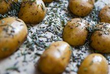 Rosmarin Kartoffel / Kartoffel