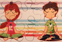 Yoga para Niños / Herramientas para la enseñanza y práctica de Yoga para Niños.