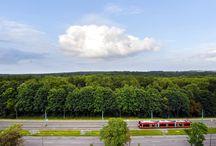 Mieszkania w Katowicach / 4 Wieże to jeden z największych kompleksów mieszkalno-usługowych oferujący szeroką gamę mieszkań w Katowicach na os. Tysiąclecia.