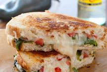 Recipes - sandwiches/wraps / by Patty Harmes Lee