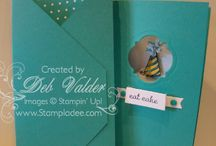 Envelope punch board / by Colleen Pineda