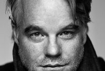 Philip Seymour Hoffman (1967 - 2014) / Philip Seymour Hoffman passed away at the age of 46 on February 2 2014. / by Highland Park Public Library A-V Department