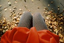 "Autumn / ""Autumn, the year's last, loveliest smile."" ~William Cullen Bryant / by Katherine McClure Mabry"