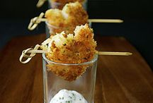 Food - Small Bites - Savory / Hors d'oeuvres, Appetizers, Amuse Bouche, Tapas, Canapes, etc...