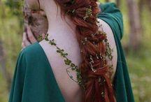 henna vlasy