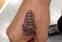 Hand ink / Ink