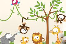 Nursery Nursery Nursery / A baby's nursery has to be perfect and this board is showcase of all the most amazing nursery products and inspiration out there / by Edward Currer