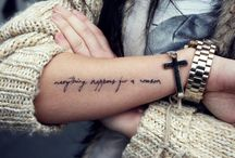 Words to tattoo