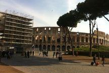 Roma / Panoul meu se refera la frumusetea Romei si astfel pot impartasii cu voi toate minunatiile ei .