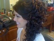 Prom hair / by Allie Millay