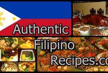 AUTHENTIC PILIPINO RECIPES