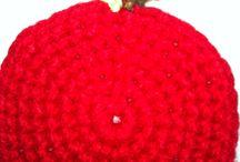 Crochet hogar / Accesorios para el hogar tejidos https://www.facebook.com/cynthiahandmade Todo lo de este tablero está hecho por mi.