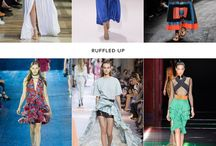 SS16 Trend board for Final Major Project