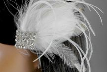 Gatsby Gala Hair Pieces / by Felt So Cute