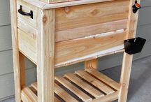 rustic wood projects