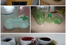 bota de garrafa pet