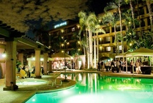 Hotel Menage / Located by the Disneyland Resort, Hotel Menage is the first boutique hotel in Anaheim with a friendly staff and affordable prices. / by Casa Resorts