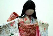 Japanese doll / by Nylih Tugadi