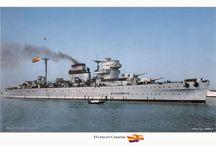 6C-Marinas Guerra Civil Española y 2WW