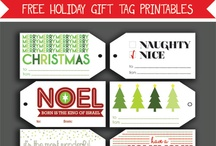 Christmas - Printables / by Amy Waller