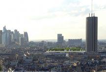 Mille arbres  Paris / Manal RACHDI oxo architectes , Sou Fujimoto architects.