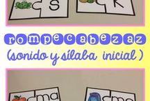 Centros en Español / Spanish centers (SLA) / by Karla Morales