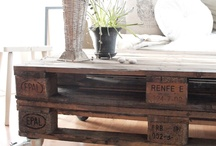 pallets / by Casree Holland