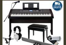 Tastiere / Keyboard