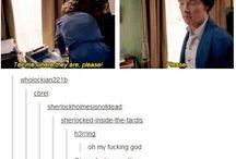 Sherlock / Funny Sherlock pictures