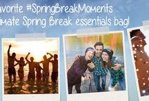 #SpringBreakMoments / Share your favorite Spring Break moments with us!