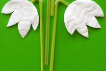 vår blommor blic 1-2