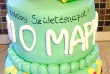 My cakes / Tortáim / Saját késítésű torták, csak minőségi alapanyagokból, kreatívan, szívvel.